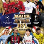 Colección de Match Attax 101 2020-21 – Topps