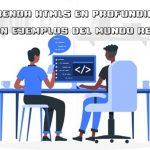 Aprenda HTML5 en profundidad: Con ejemplos del mundo real