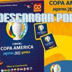 Álbum Copa América Argentina Colombia 2021 – Panini