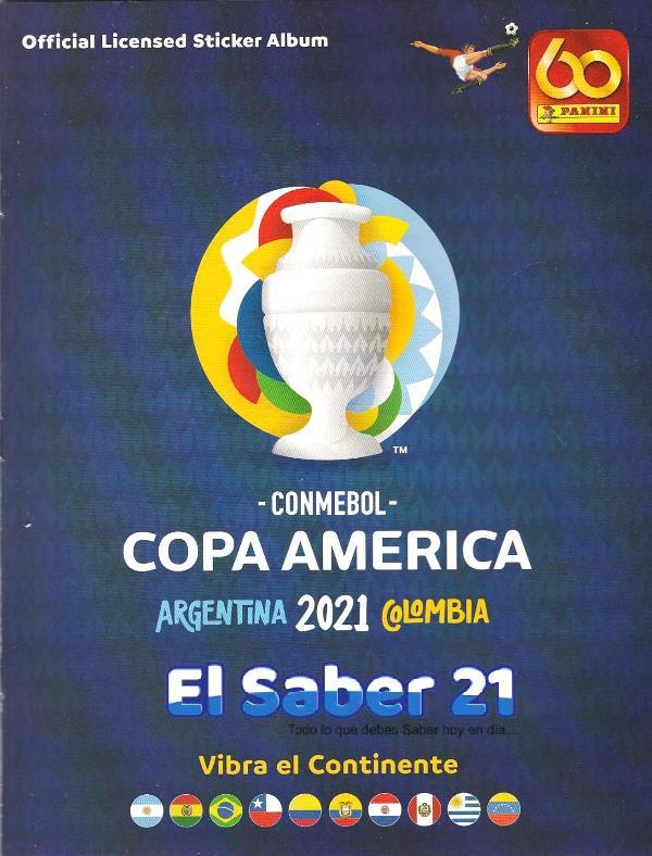 album copa america 2021