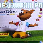 Álbum Copa América Argentina Colombia 2021 Preview – Panini
