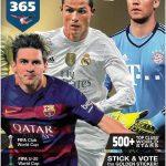 Álbum Panini FIFA 365: 2016 – Stickers