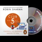 El Club de las 5 de la mañana Robin Sharma AudioLibro