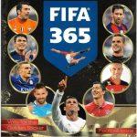 Álbum Panini FIFA 365 2016-2017 Stickers