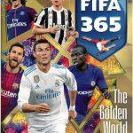 Álbum Panini FIFA 365 2017-2018 Stickers