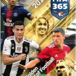 Álbum Panini FIFA 365 2018-2019 Stickers