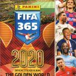 Álbum Panini FIFA 365 2019-2020 Stickers