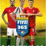 Álbum Panini FIFA 365 20202021 Stickers